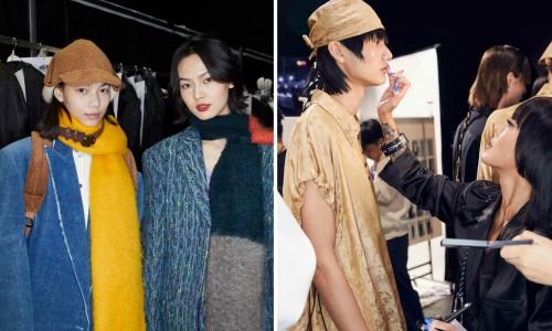 M·A·C魅可创意碰撞上海时装周,四大彩妆潮流来袭